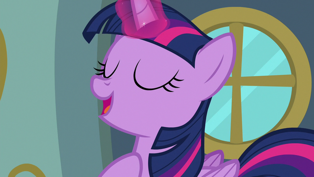 "File:Twilight Sparkle ""bright-eyed and bushy-tailed"" S6E24.png"