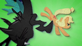 Applejack kicking a changeling BFHHS1.png