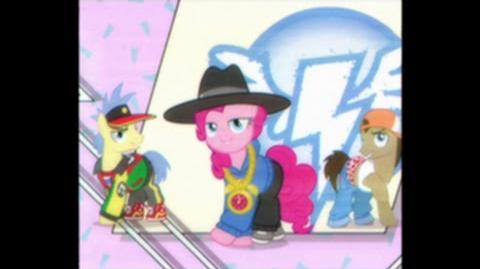 Italian My Little Pony The Rappin' Hist'ry Of The Wonderbolts HD