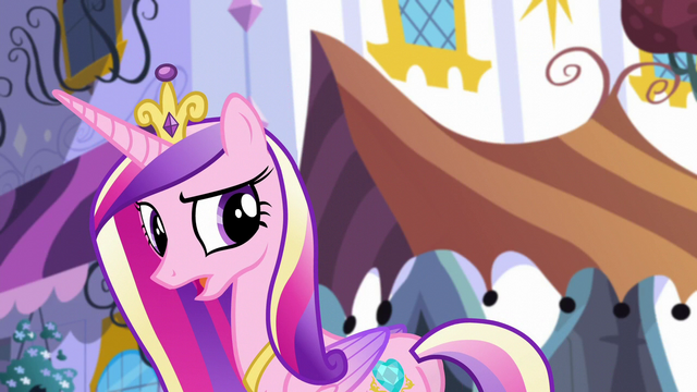 "File:Cadance ""as long as that's the real reason"" S5E10.png"