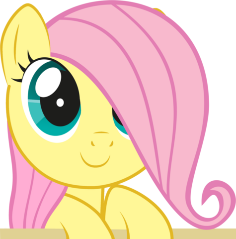 File:FANMADE Adorable Fluttershy.png