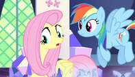 "Fluttershy ""On second thought"" S5E1"