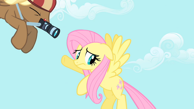 File:Fluttershy flying away S1E20.png