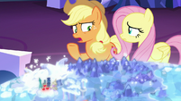 "Applejack ""it's just one big party!"" S6E20"