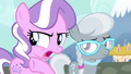 Diamond Tiara pointing to other foals S4E15.png