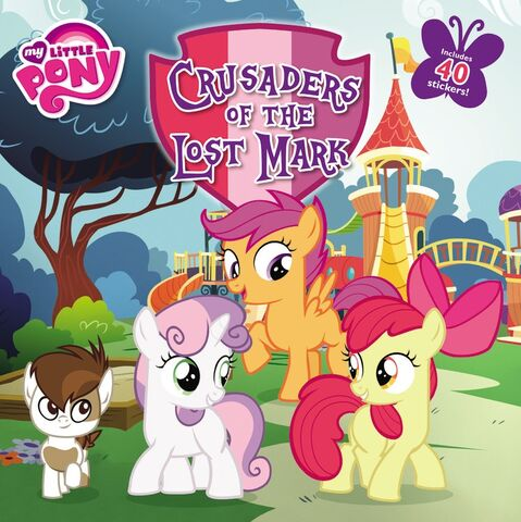 File:MLP Crusaders of the Lost Mark storybook cover.jpg