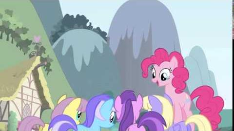 My Little Pony Friendship is Magic - The Ticket Song (Indonesian)
