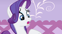 "Rarity ""they were supposed to be good"" S4E19"