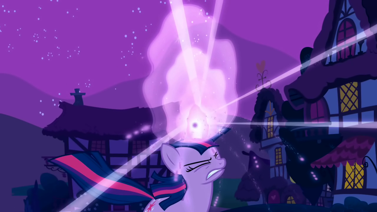 Twilight unleashes her magic S1E06
