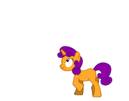 FANMADE Sweetie Belle x Scootaloo mashup