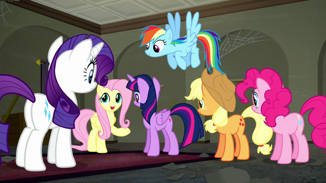 "File:Fluttershy ""of course"" S6E9.png"