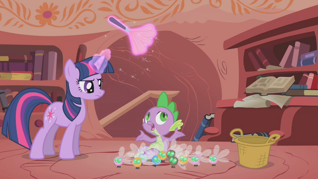 """File:Spike """"stop fooling around"""" S1E10.png"""