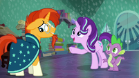"Starlight ""You're an important wizard in the Crystal Empire!"" S6E2"