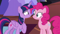 "Twilight ""There's no reason to be nervous"" S5E11"