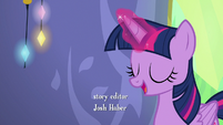 "Twilight Sparkle ""everypony will feel better"" S6E22"