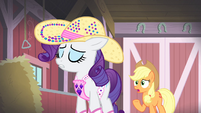 Applejack 'I know you really want Trend' S4E13