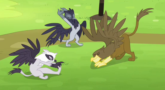 File:Griffons stretching S4E10.png