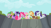 Ponies excited6 S02E07