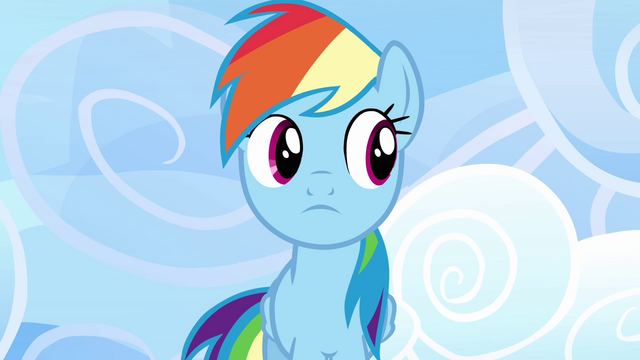 File:Rainbow looks at her left S3E07.png