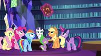 Twilight levitating the storybook EG2