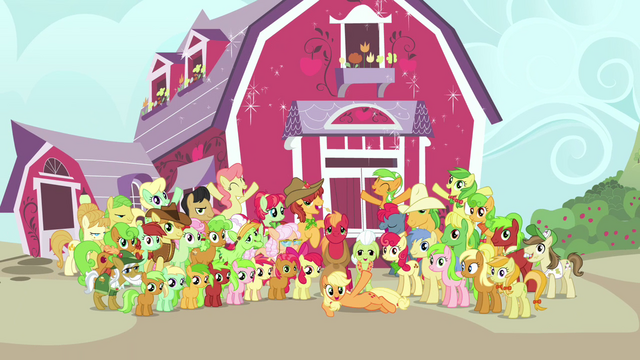 File:The Apple Family together S3E08.png