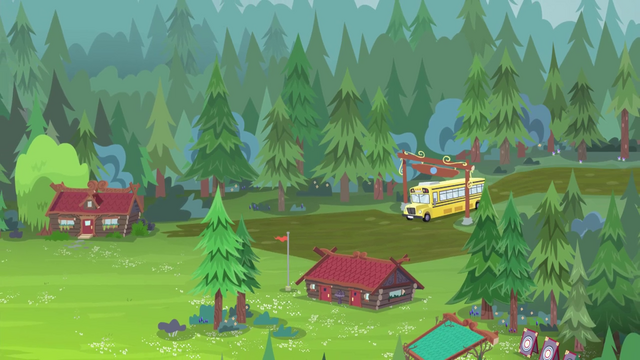 File:CHS bus arrives at Camp Everfree EG4.png