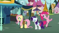 Pinkie Pie ready S02E19