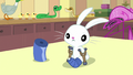 Angel Bunny standing on crutches S7E5.png