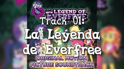 La Leyenda de Everfree (Latino)