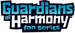MLP Guardians of Harmony Fan Series logo