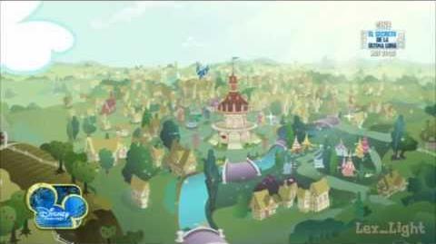 My Little Pony La Magia de la Amistad - Morning in Ponyville (Castellano) -720p-