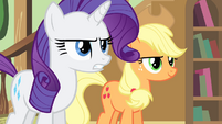 "Rarity ""you got what you deserved!"" S4E11"