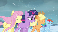 Twilight 'Then it must already be protected' S3E1