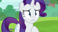 "Rarity ""I should just stop talking now"" S6E3"