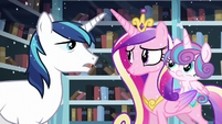 "Shining Armor ""We will"" S6E2"