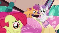 Sweetie Belle 'To Applejack' S3E4