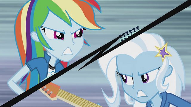 File:Rainbow Dash vs. Trixie EG2.png