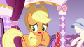 Applejack trying to find the right words S7E9.png