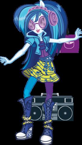 File:DJ Pon-3 Rainbow Rocks character bio art.png