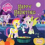 My Little Pony Happy Haunting storybook cover
