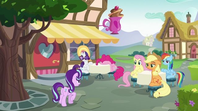 File:Starlight Glimmer approaches the main five S6E21.png