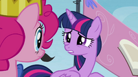 "Twilight Sparkle ""I appreciate your help and all"" S4E22"