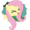 FANMADE Fluttershy yay edit