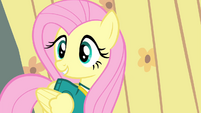 "Fluttershy ""surprisingly okay"" S4E14"