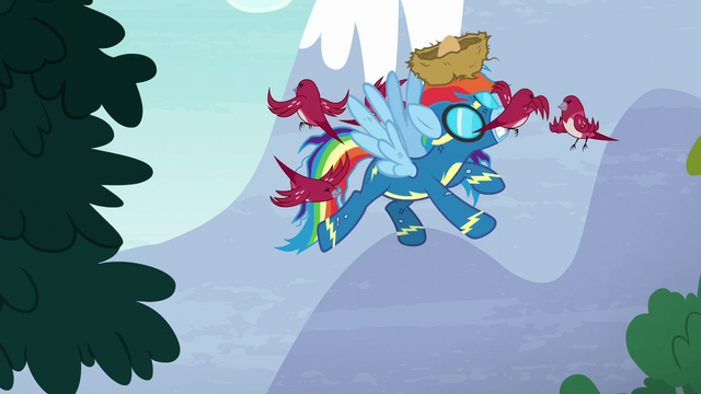 File:Rainbow gets attacked by birds S6E7.png