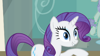 Rarity '...but not showy' S4E08