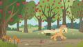 Applejack hears a stampede S1E04.png