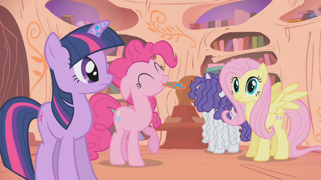 File:Pinkie Pie is on board with the plan S1E09.png