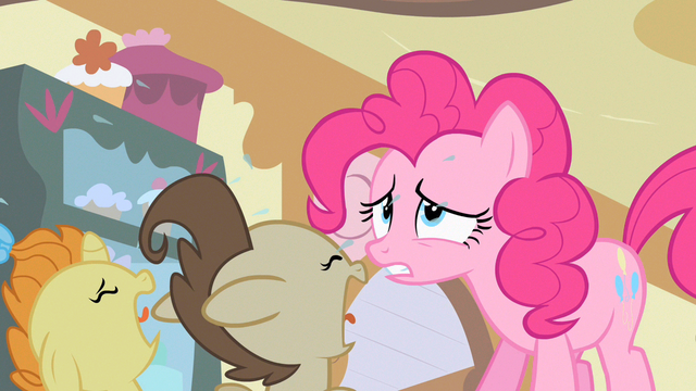 File:Pinkie Pie think! S2E13.png
