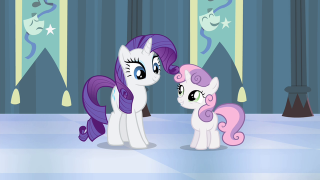 "File:Sweetie Belle ""the costumes were the best part"" S4E19.png"
